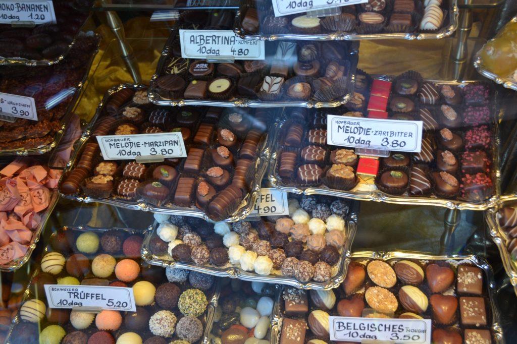 Продажа конфет как успешный и процветающий бизнес: зарабатываем на сладостях
