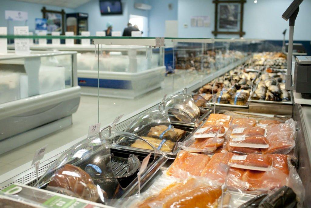 Продажа рыбы как бизнес: открываем рыбный магазин
