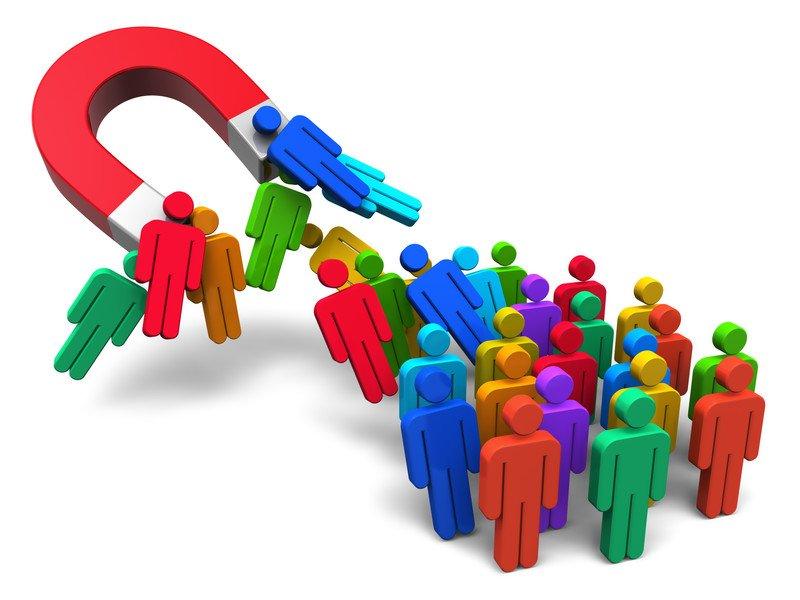 Наработка клиентской базы