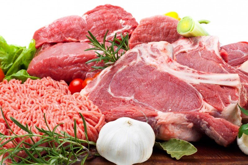 Мясо и фарш