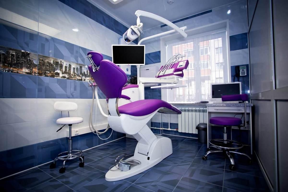 Рабочее место стоматолога