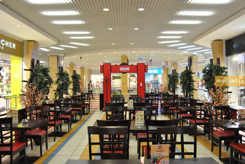 Суши-бар в ТЦ