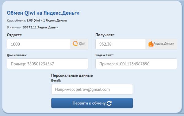Все о переводе денег между кошельками Яндекс и Киви