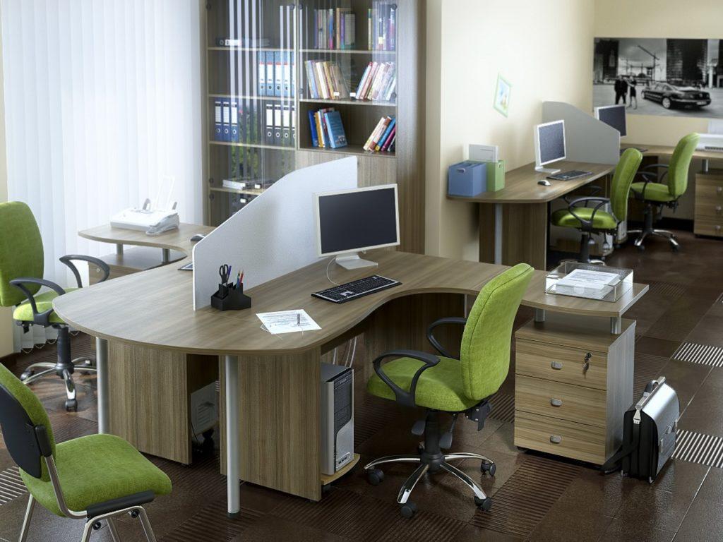 Уютный офис