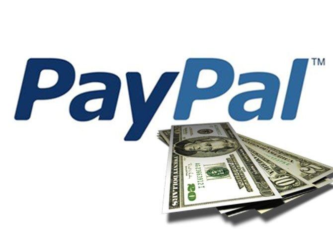 Актуальный курс конвертации евро, доллара и рубля в PayPal
