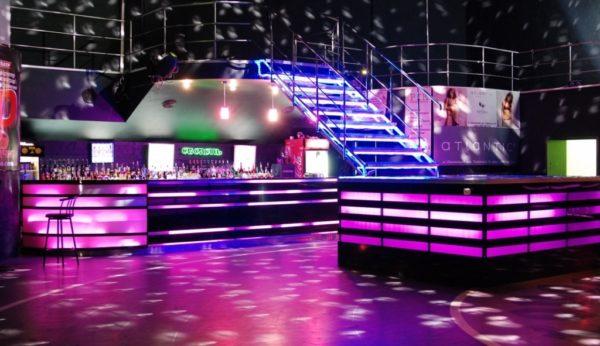 Бизнес-план по открытию ночного клуба
