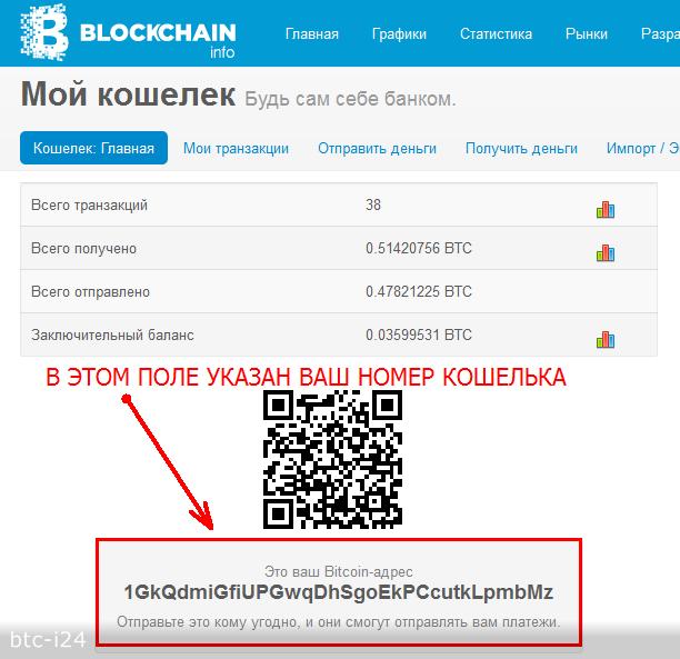 Как зарегистрироваться на биткоин