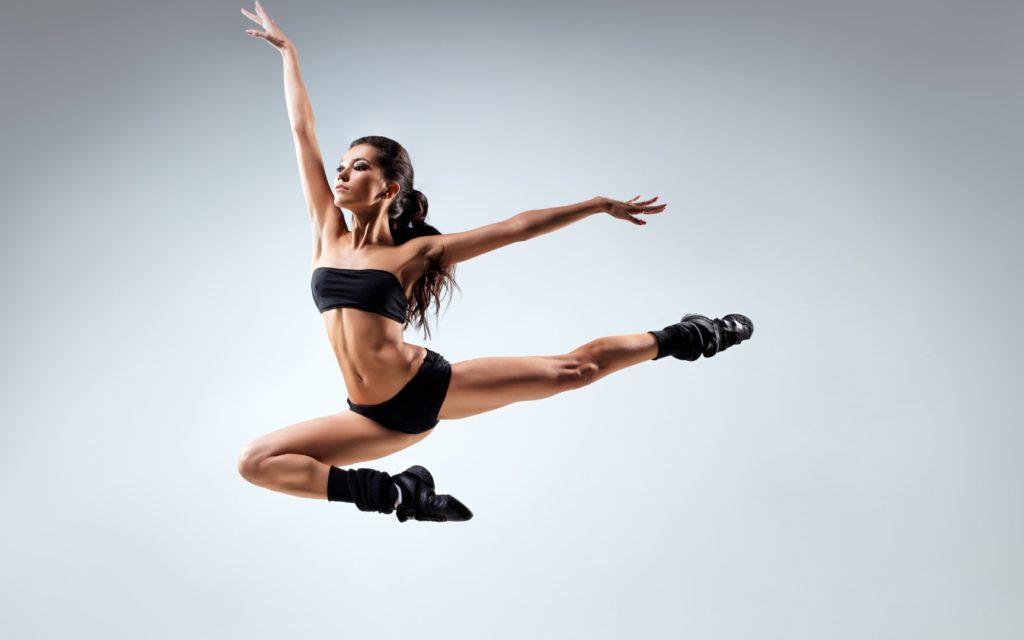 Профессиональная танцовщица