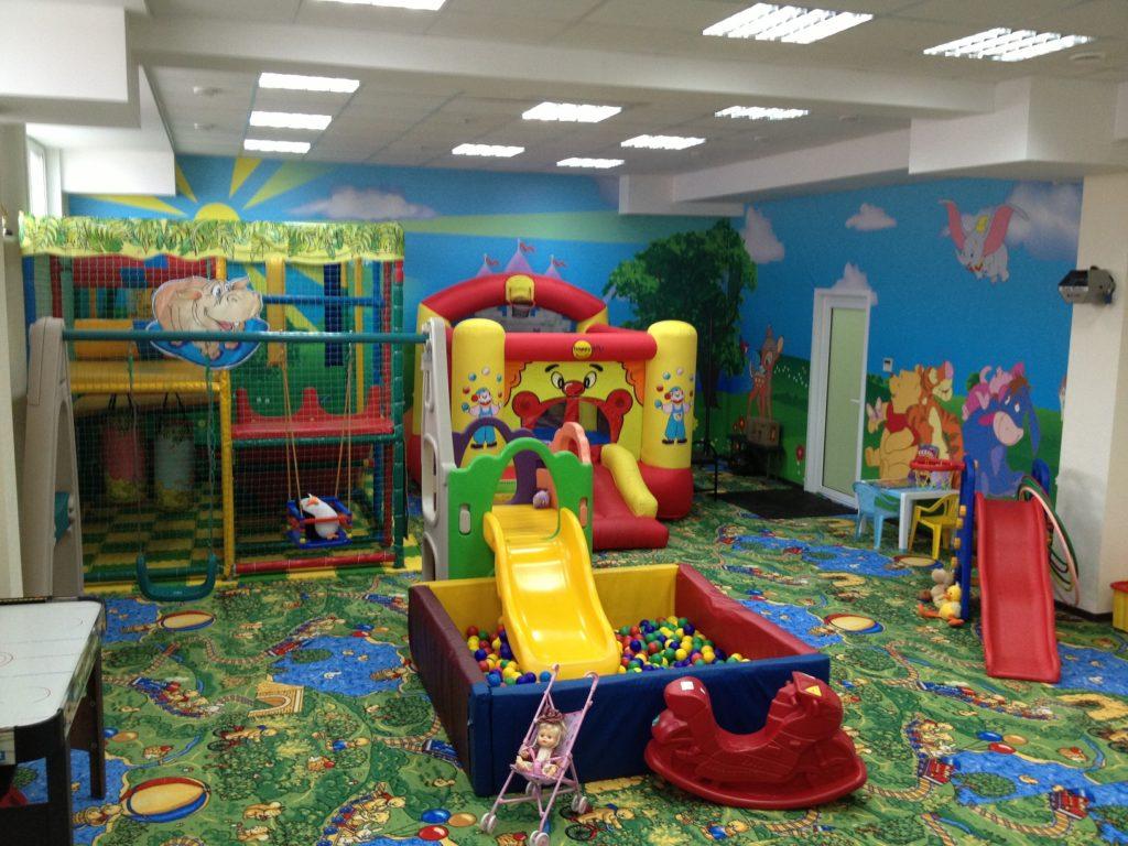 Красивая игровая комната