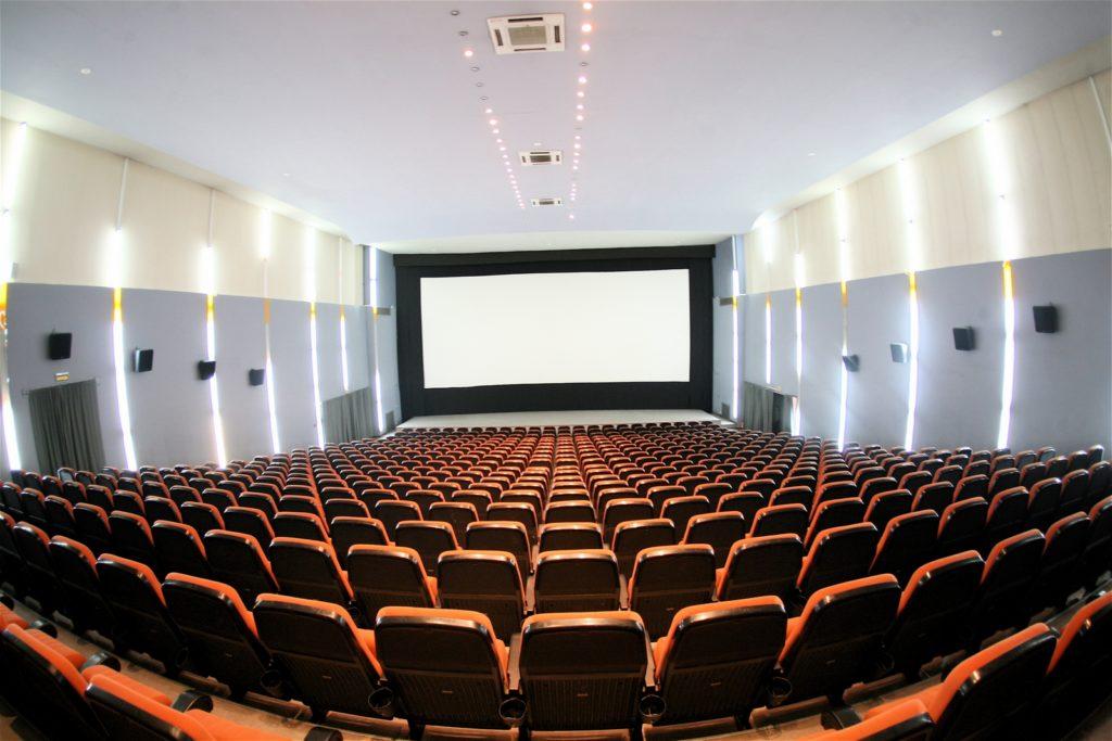 Помещение кинотеатра