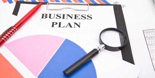 Изображение бизнес-плана
