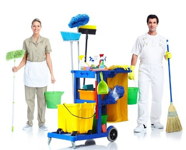 Набор клинингового оборудования