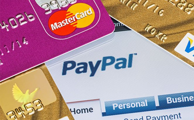 Как правильно пополнить счет платежной системы PayPal с банковской карты?