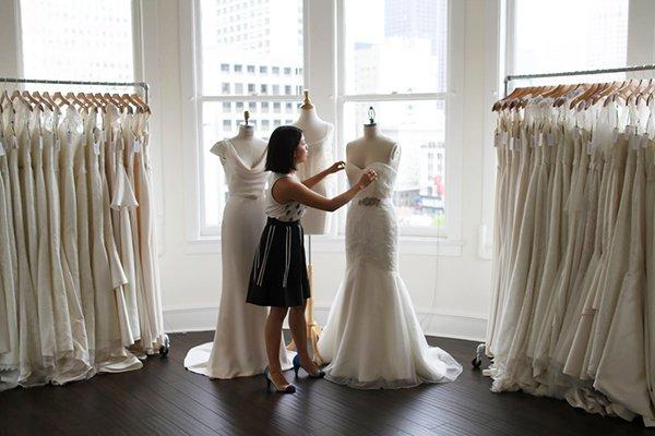 Бизнес-план открытия салона свадебных платьев