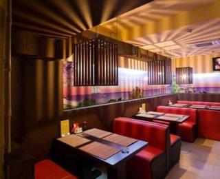 Стильный суши бар