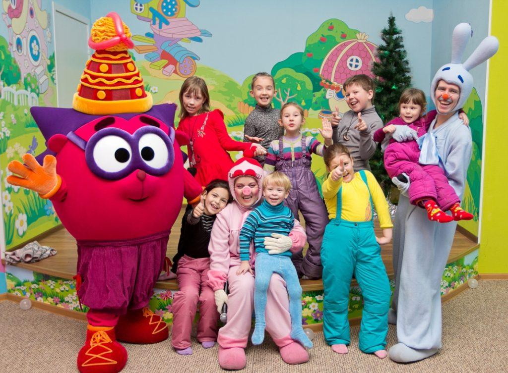 Сотрудники детского центра