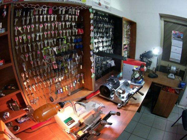 Изготовление ключей — подробный бизнес-план