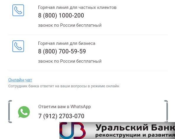 Звонок вколл-центр банка