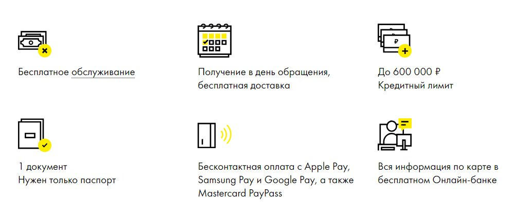 Райффайзенбанк кредитная карта