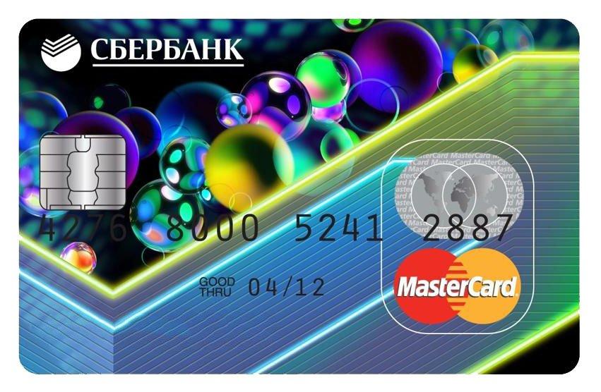 Дебетовая карта мастеркард сбербанка