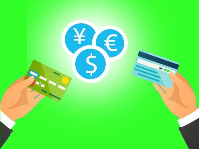 Мультивалютные банковские карты