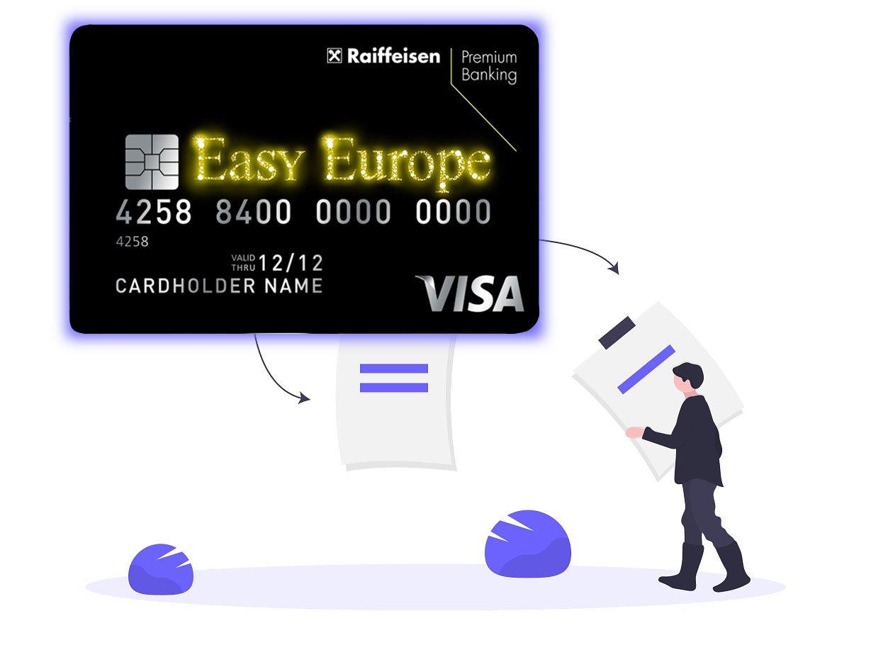 Visa Signature Easy Europe