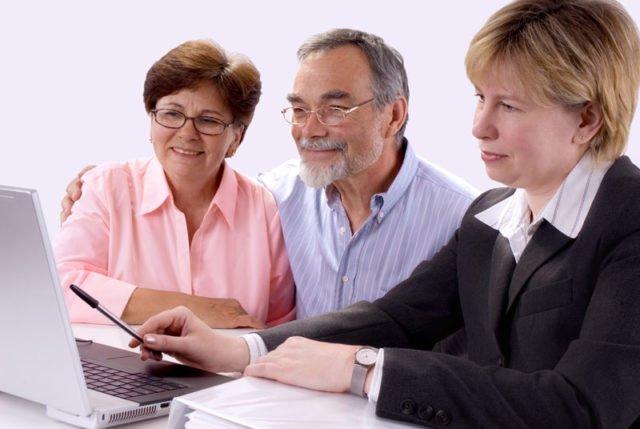 Займ для пенсионеров на банковский счет