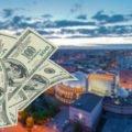 Займы в Новосибирске на карту