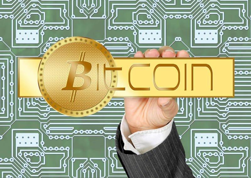 Как заработать на автомате биткоинов?