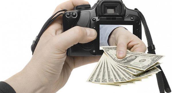 Продажа фото в интернете