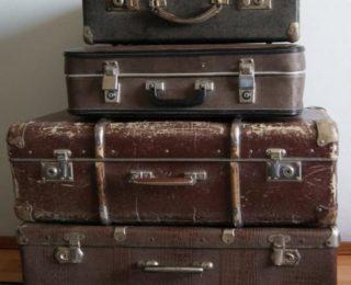 Четыре чемодана