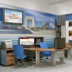 Офис турфирмы