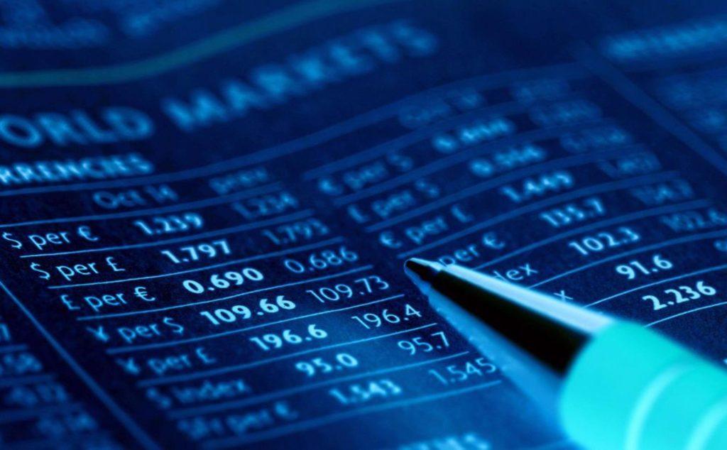Финансовые графики