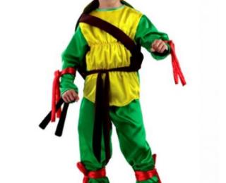 Карнавальный костюм Черепашка ниндзя