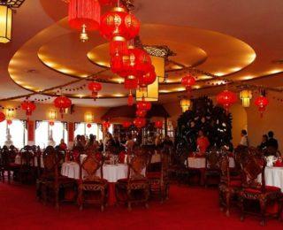 Китайский стиль оформления