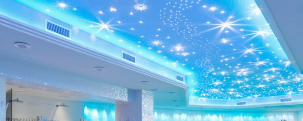 Натяжные потолки — бизнес-план открытия производства