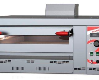 Печь для пиццы PIZZA GROUP Flame 4 газовая