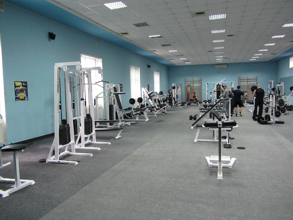 Зал для спорта