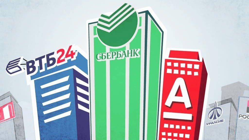 разные банки