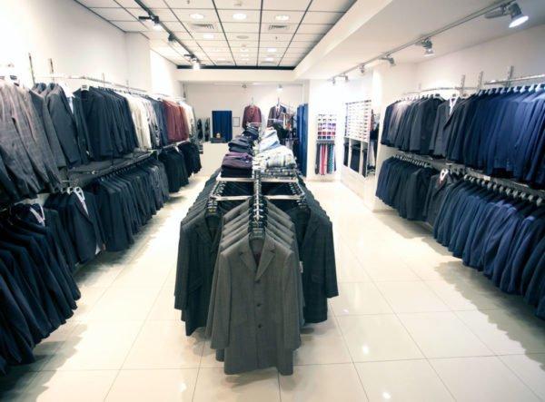 Магазин мужской