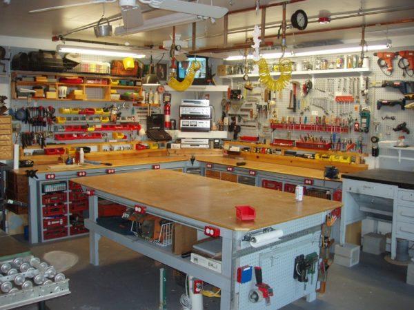 Бизнес-идеи для гаража — производство на дому