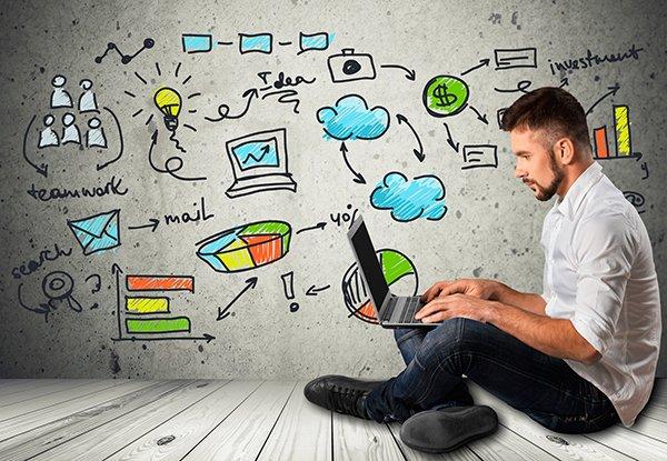 Бизнес на рекламе — минимум вложений, максимум эффективности