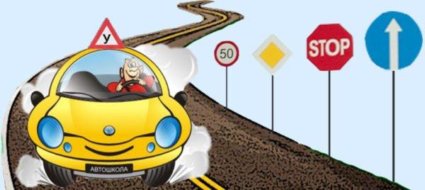 Процесс вождения