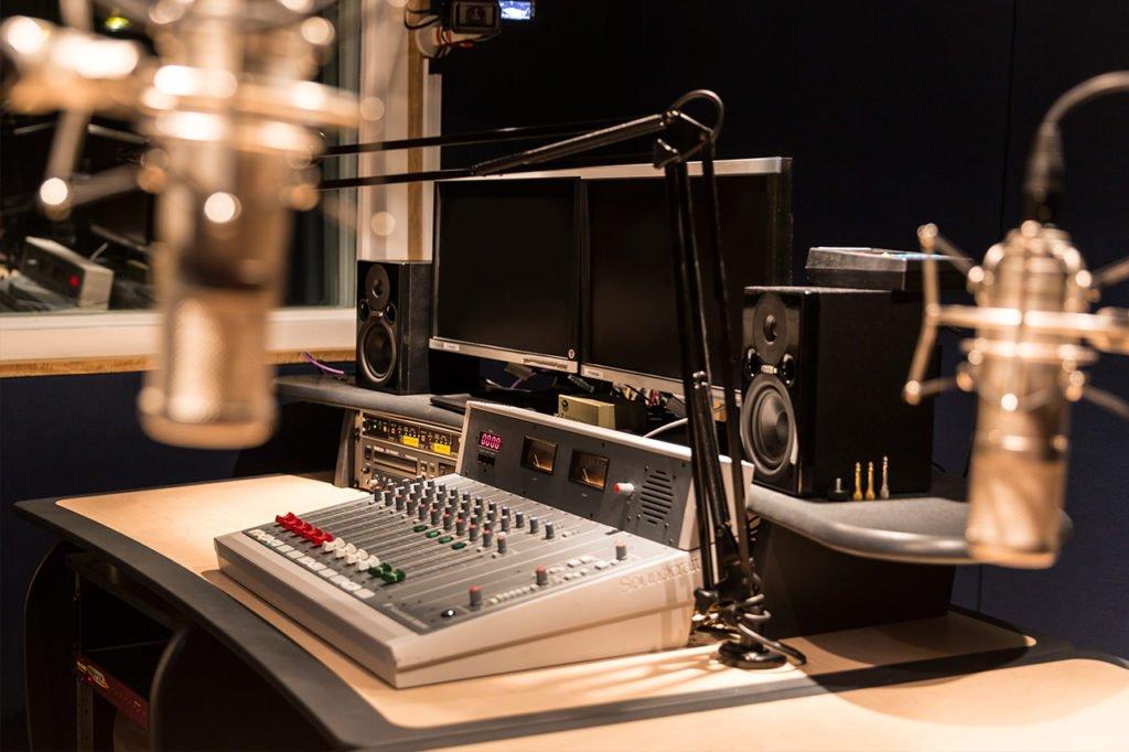 Оборудование радио