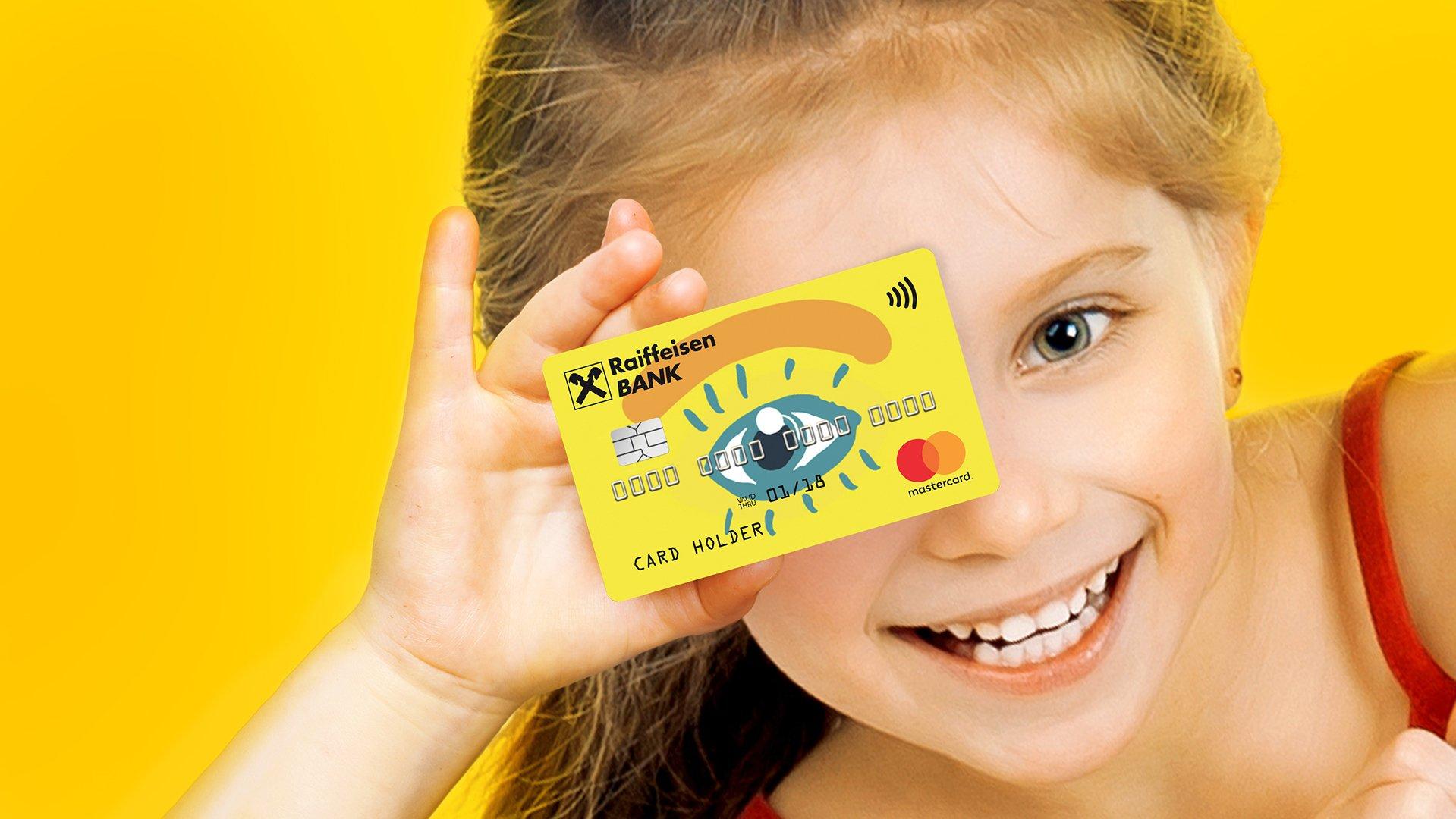 Raiffeisenbank_kids_card