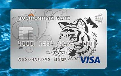 Кредитная карта Cash-Back Восточный Банк